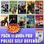 Pack DVD Police Self Defense