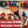 Pack DVD Kyusho Pressure Points