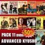 Pack DVD Advanced Kyusho