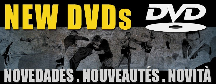 Discover all-new Martial Arts DVD, Combat Sports and Self Defense
