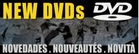 Découvrez les nouveautés en DVD d´Arts Martiaux et Self Défense