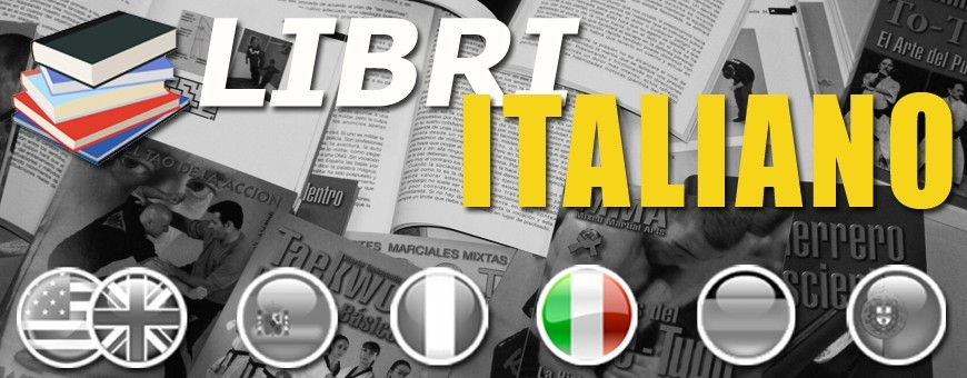 Martial Arts, Combat Sports and Self Defense books in italian