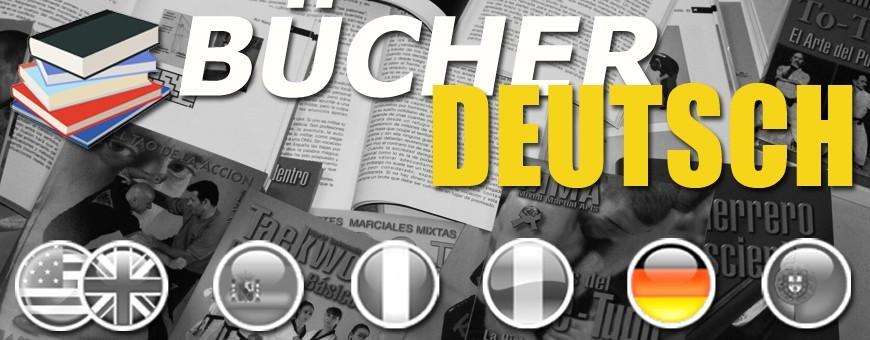 Libri di Arti Marziali, Combattimento e Autodifesa in tedesco