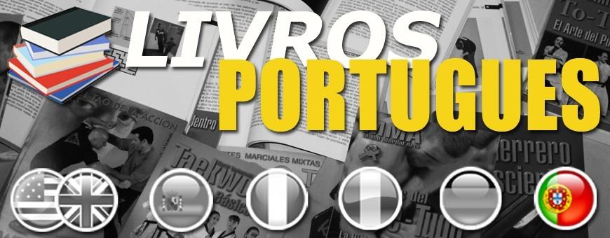 Martial Arts and Self Defense books in portuguese