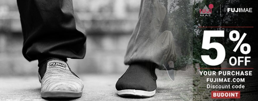 Martial Arts footwear, training shoes, boots, trainers, slippers.