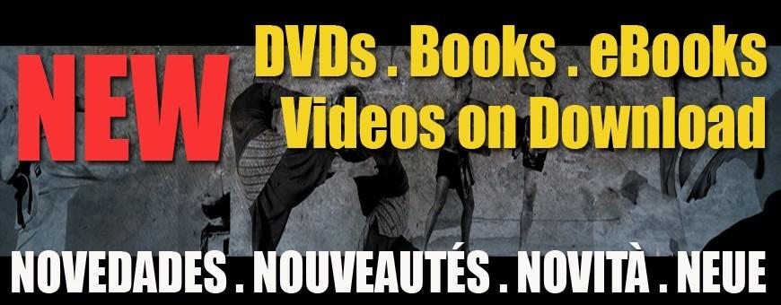 Descubre todas las novedades en DVD y vídeos de Artes Marciales