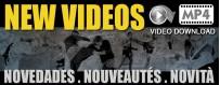 Загрузите новые видеоролики о боевых искусствах, боевых действиях и самообороне