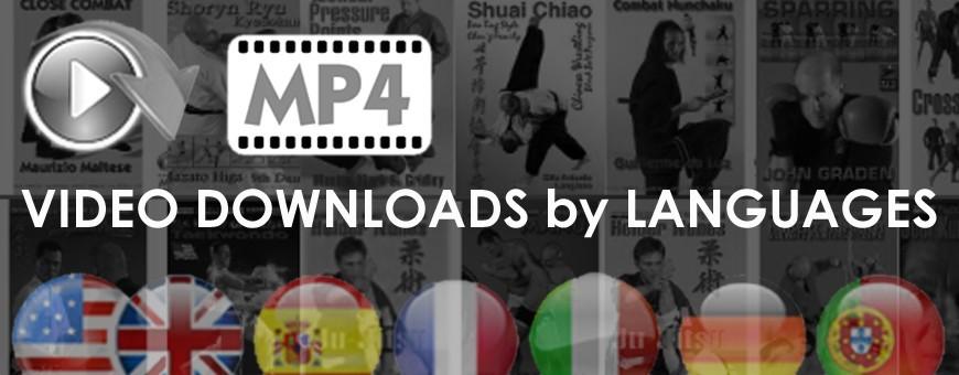 Download Martial Arts & Self Defense multilingual videos