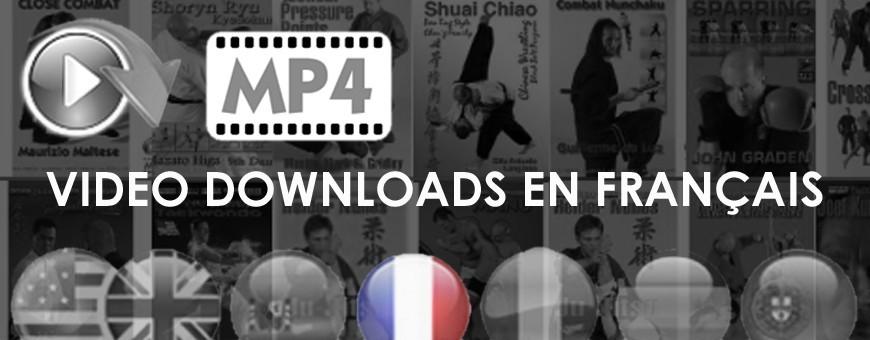 Video di Arti Marziali su Download, in francese