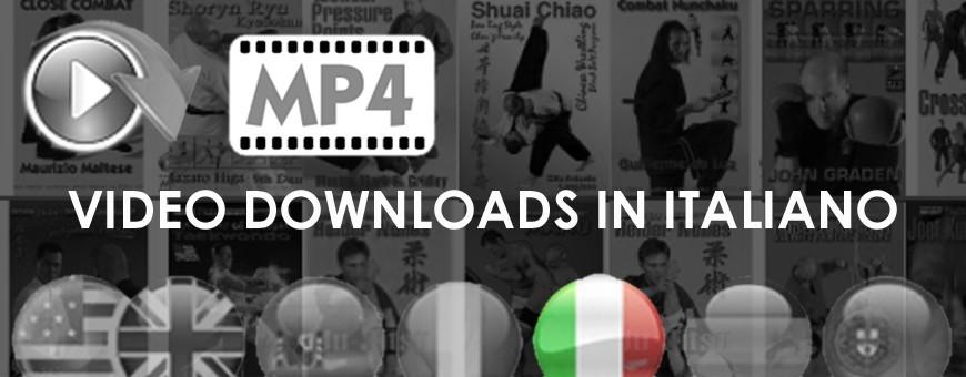 Video di Arti Marziali e Autodifesa su Download, in ITALIANO