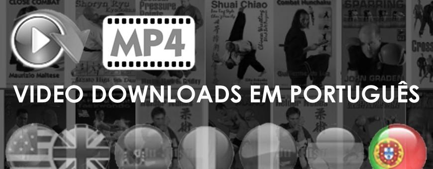 Video di Arti Marziali e Autodifesa su Download, in portoghese