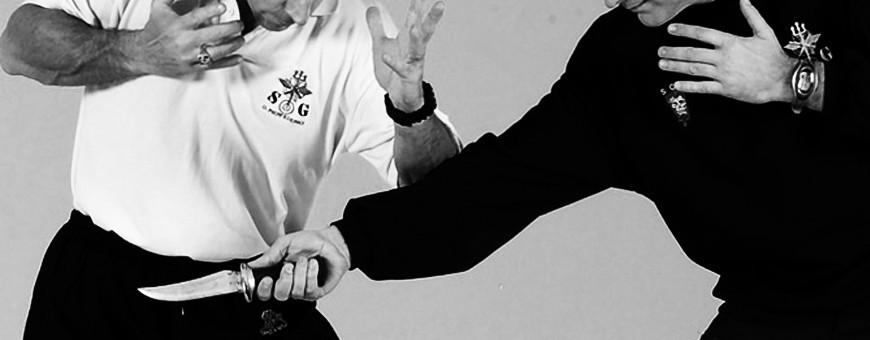 Download video DVD di Combattimento e difesa da coltello