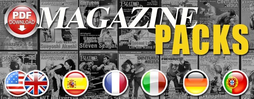 Martial Arts Magazine, Combat and Self Defense Budo International