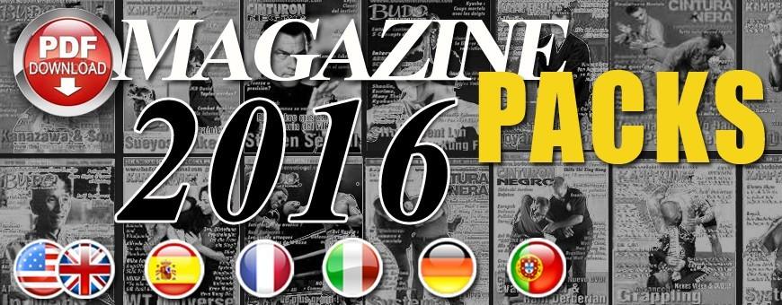 Cintura Nera Packs Rivista 2016 Arti Marziali e difesa personale