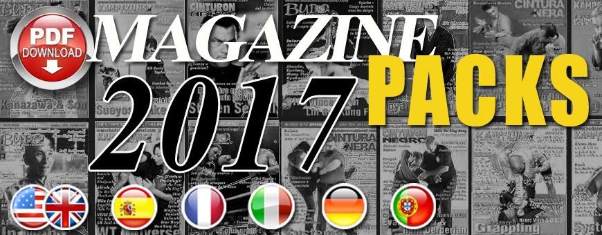 Cintura Nera Packs Rivista 2017 Arti Marziali e difesa personale