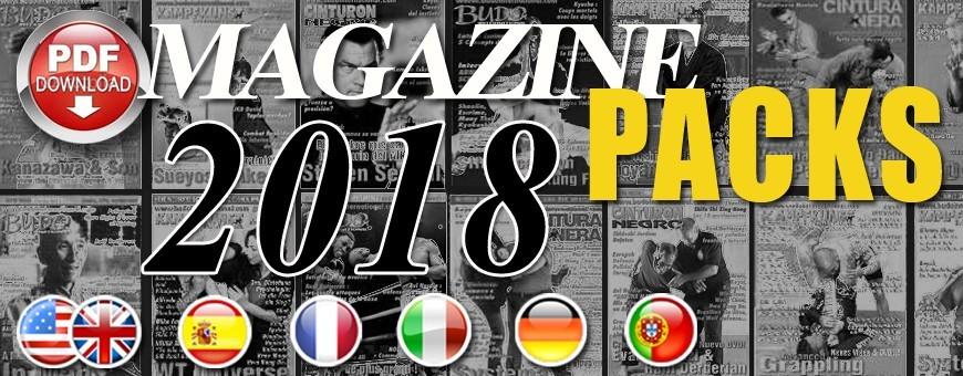 Cintura Nera Packs Rivista 2018 Arti Marziali e difesa personale