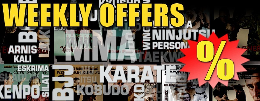 WEEKLY OFFERS traditional Martial Arts, Combat Sports and Self Defense