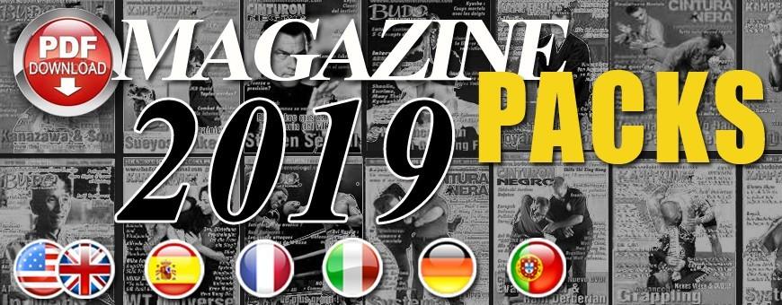 Martial Arts, Combat and Self Defense Magazine 2019