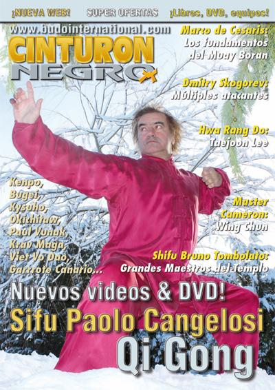 Revista Cinturon Negro MARZO 1 2021
