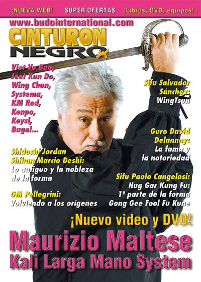 Revista Cinturon Negro ENERO 2 2021