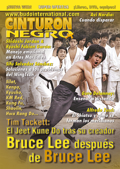 Revista Cinturon Negro ABRIL 2 2021