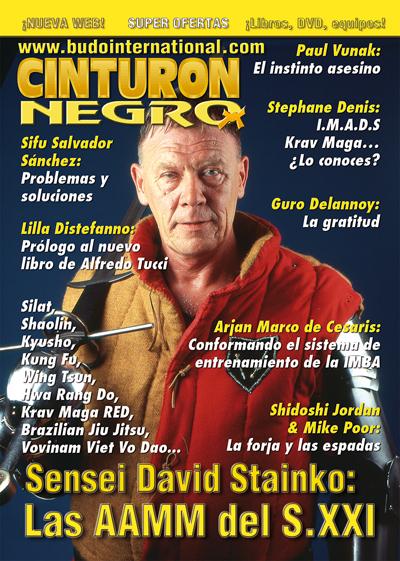 Revista Cinturon Negro MARZO 2 2021