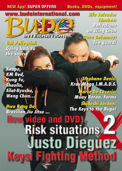 budo international magazine Martial Arts, Combat and Self Defense